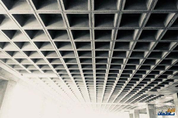 سقف وافل چیست؟