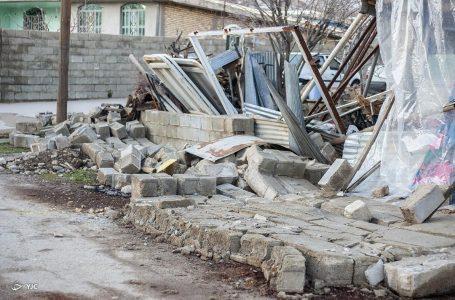 ارزیابی بیش از ۳۵۰۰ واحد مسکونی در مناطق زلزله زده سی سخت